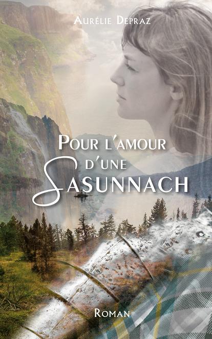 couverture du roman Pour l'amour d'une Sasunnach