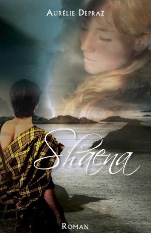 couverture du roman Shaena