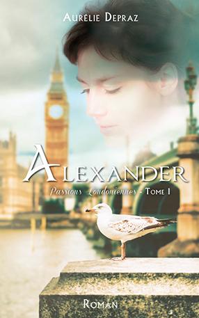 couverture du roman Alexander Tome 1