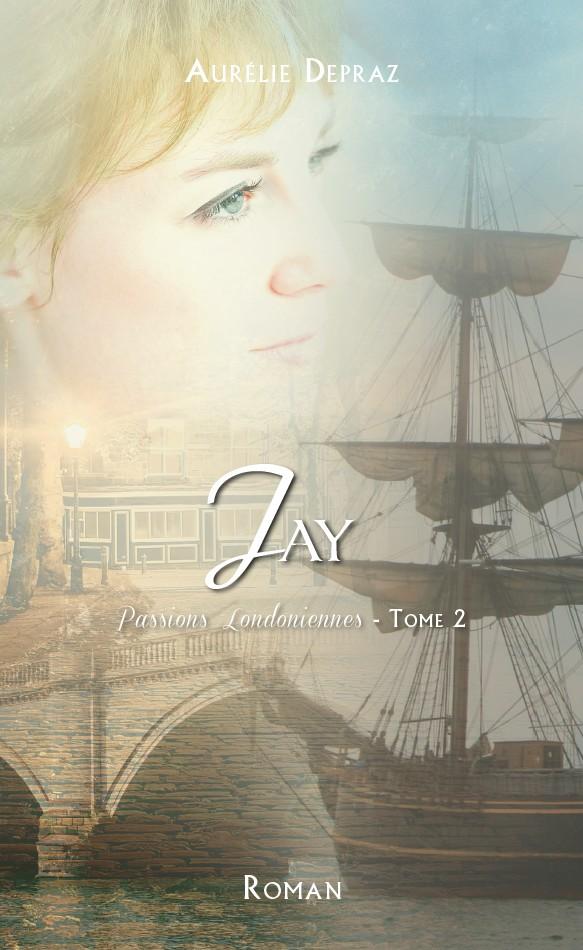 couverture du roman Jay