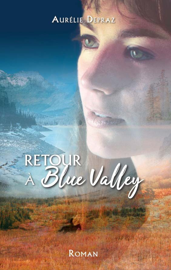 couverture du roman Retour à Blue Valley