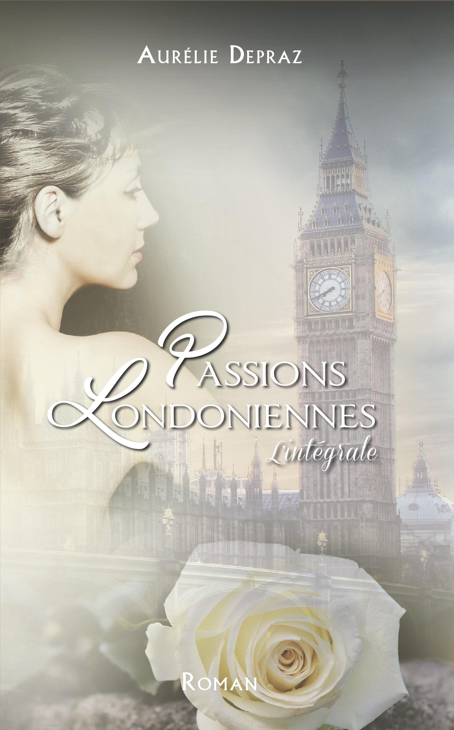 couverture trilogie passions londoniennes